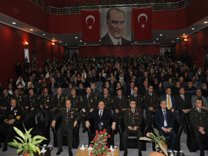 Trabzon Vali'si yemin törenine katıldı