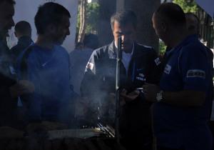 Trabzonspor'a Barbekü partisi