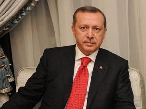 Başbakan Erdoğan Gabon'da
