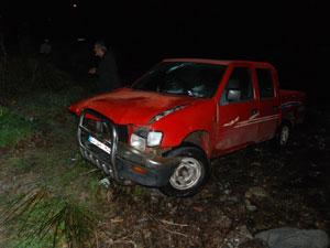 Rize'de Trafik Kazası !