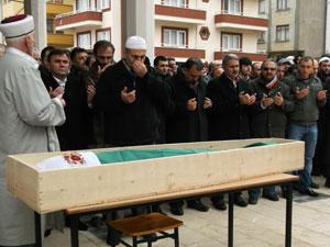 Trabzonlu Çiğdem toprağa verildi