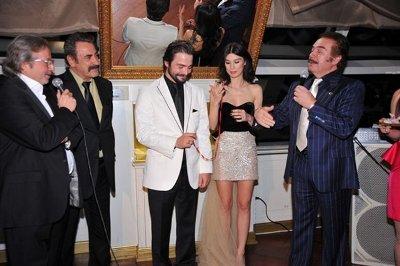 Ahmet Kural nişanlandı