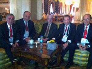 Trabzonlu gözlemciler bir arada