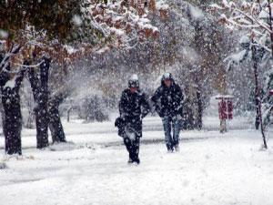 Rize'de kar nedeniyle 41 köy yolu kapalı