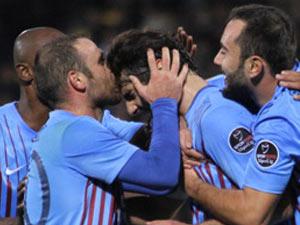 Trabzonspor'un ilk 11 i