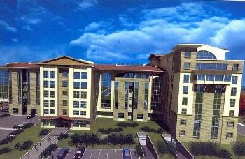 Adliye binası 20 milyon TL'ye mal olacak