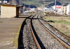 Tren yolu Çed raporu yayımlandı