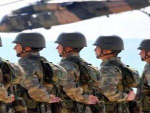 Asker karakolda 'vuruldu'