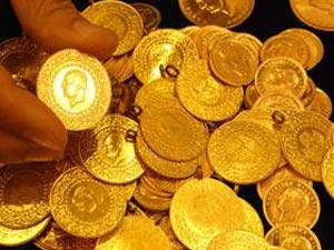 Darphane altın üretiminde frene bastı