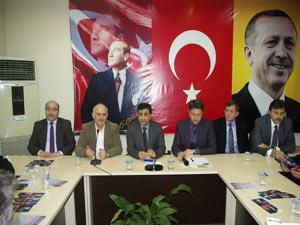 AKP Meclis toplantısı Trabzon'da yapıldı
