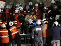 Kaybolan işçi 35 saat sonra bulundu