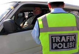 Trabzon'da 71 sürücüye para cezası!