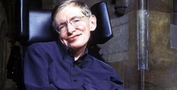 Hawking Allah'ın varlığını kabul etti