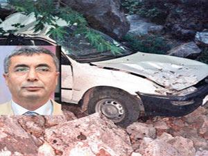 CHP Milletvekili'nin başına gelenler...