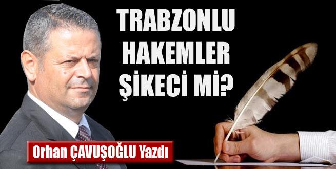 Trabzonlu Hakemler Şikeci Mi ?