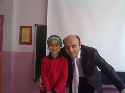 Trabzonlu öğretmenin Türkiye başarısı