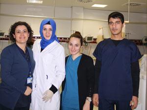 Rize'de evde sağlık hizmeti veriliyor