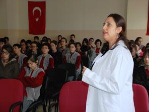 Of'ta eğitim semineri verildi
