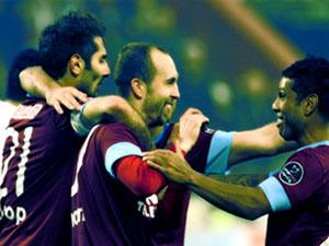 Trabzon bu kez fırsatı kullandı