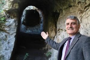 Trabzon'da dehlizler turizme kazandırılacak