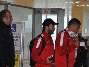 Trabzonspor, Antep'e gitti