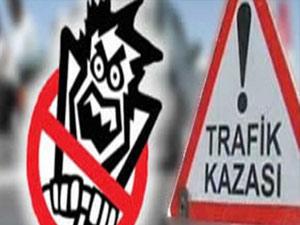 Bursa'da trafik kazaları: 1 ölü, 2 yaralı