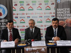Trabzon'da Fındıkta tarihin en kapsamlı projesi