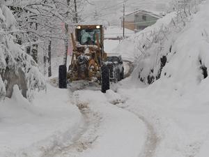 Trabzon'da 249 köye ulaşılamıyor