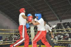 Kick Boks Şampiyonası'nda acı ölüm