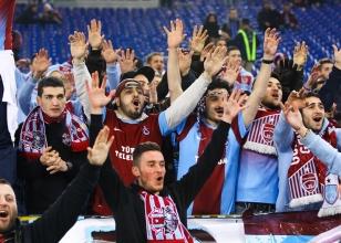 Trabzonspor İtalyanlar'ı çok üzdü