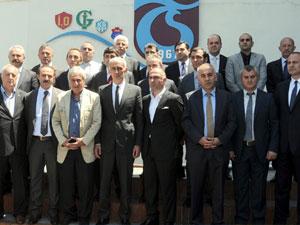 Trabzonspor Olağan Genel Kurulu yapıldı