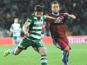 Bursa kaçtı Trabzon yakaladı