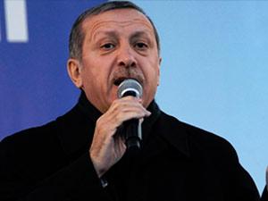 Erdoğan, CHP ve MHP'ye yüklendi !