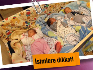 Erdoğan'ın 3 çocuk tavsiyesine uydular ama...