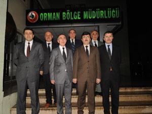 Trabzon'da güzel çalışmaları birlite yürüteceğiz...