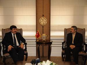 Trabzon ile ilişkilerin gelişmesini istiyoruz