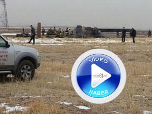 Askeri helikopter düştü: 4 şehit