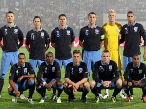 İngiliz milli takımına Dünya kupası şoku