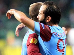 Trabzonspor geçen yılı yakaladı
