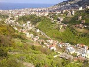 Trabzon'daki riskli alanlar açıklandı