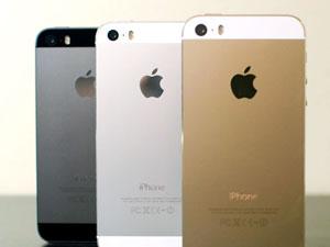 iPhone 5S fırtınası Türkiye'yi de sardı