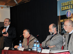 Trabzon'da sanat aksı oluşturulacak
