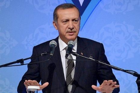 Erdoğan: Yolsuzluk bu işin...