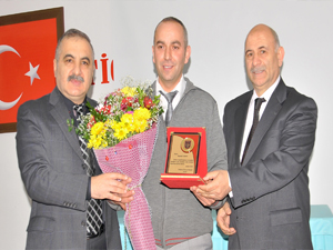 Trabzonlu şöför en iyi iletişimci seçildi