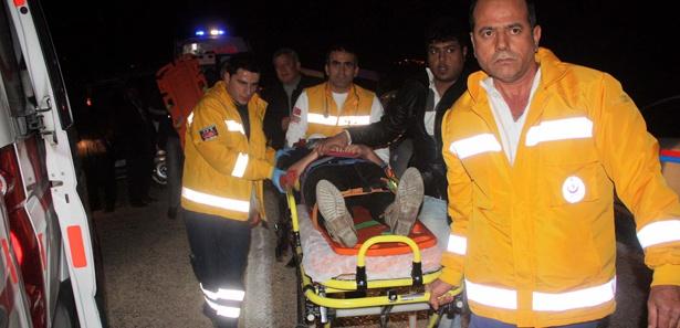 Kafa kafaya çarpıştılar: 2 ölü, 7 yaralı