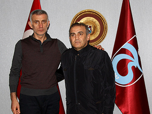 Balaban'dan Trabzonspor'a ziyaret
