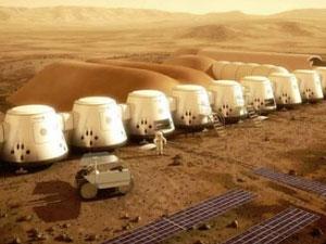 Mars'a gidecek 3 Türk belli oldu