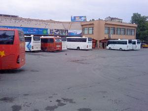 Trabzon'da otogar nereye taşınacak?