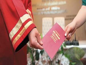 Devlet evliliklere de el koydu!
