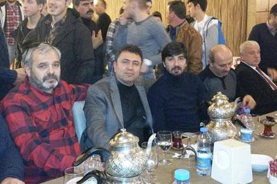 Tolga Zengin'den Yalıspor camiasına yemek